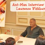 Ant-Man and the Wasp Interview with Laurence Fishburne