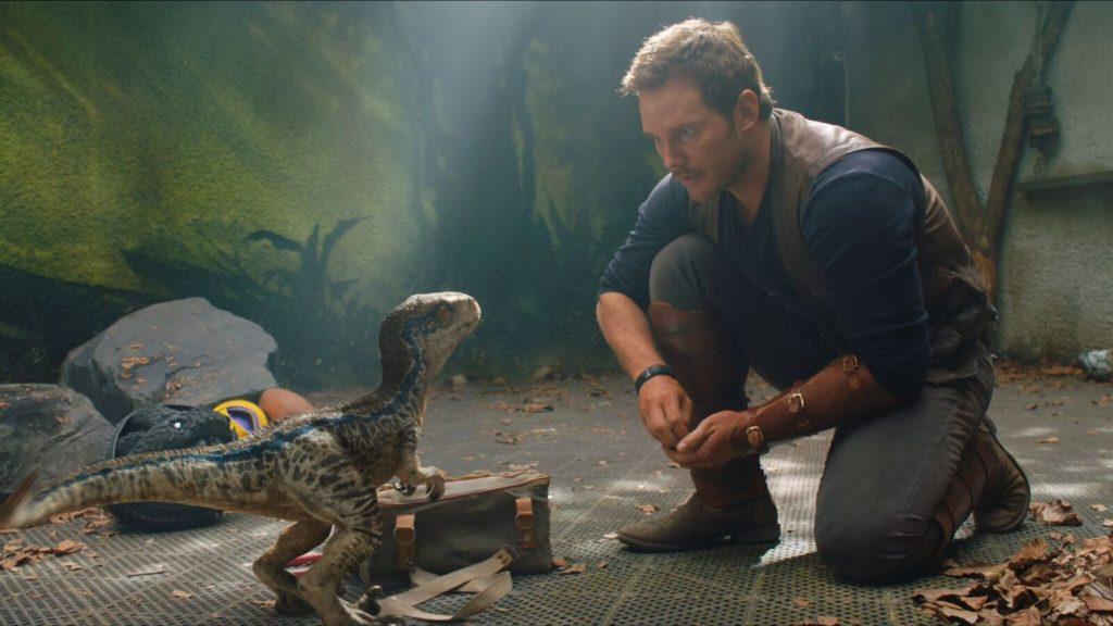Jurassic World Fallen Kingdom Movie