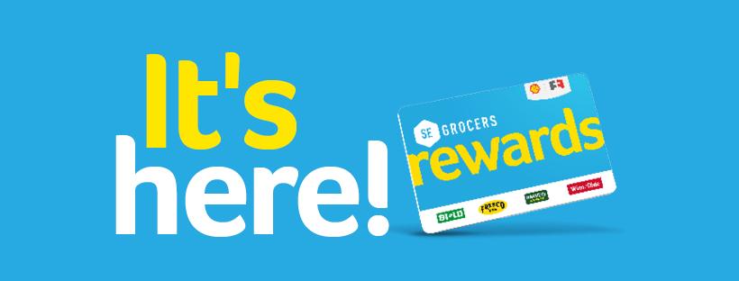 SE Grocers Rewards