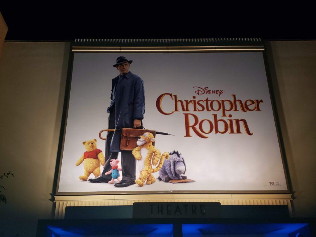 Christopher Robin Movie Screening