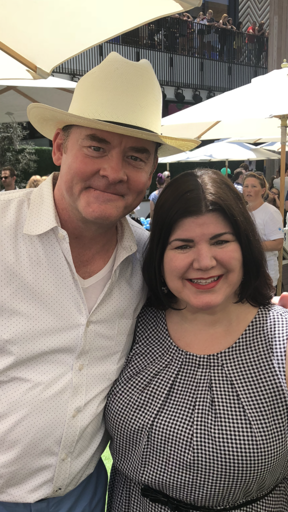David Koechner at Dog Days Movie premiere August 5, 2018