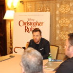Exclusive Christopher Robin Interview with Ewan McGregor