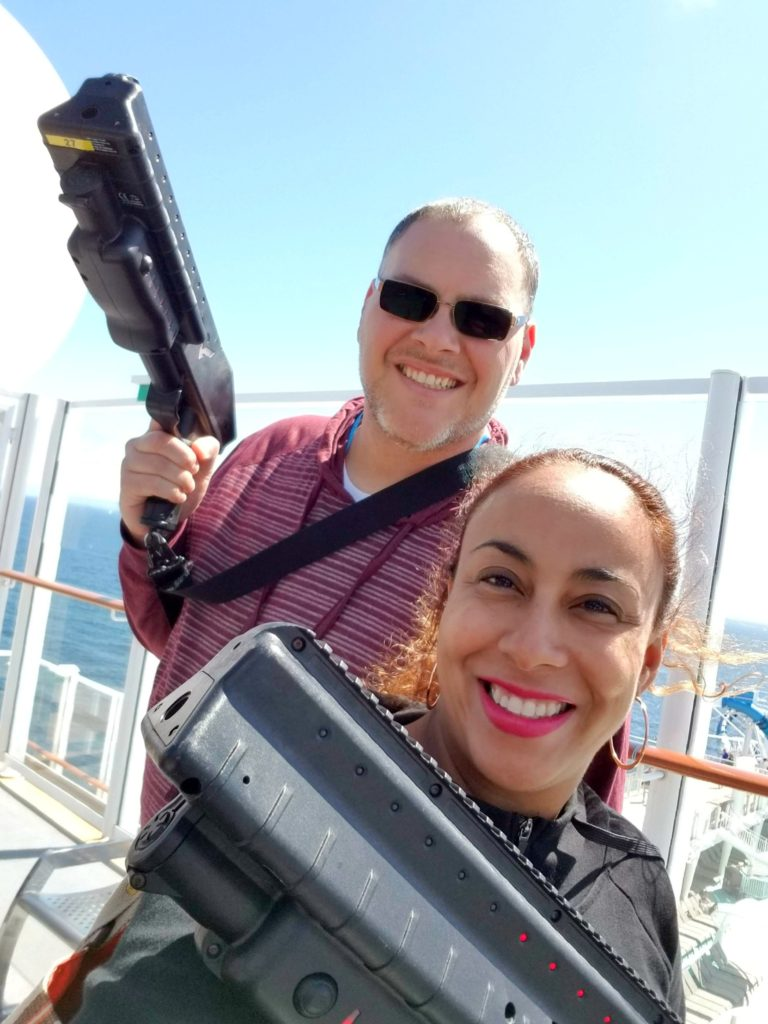 Norwegian Bliss Laser Tag