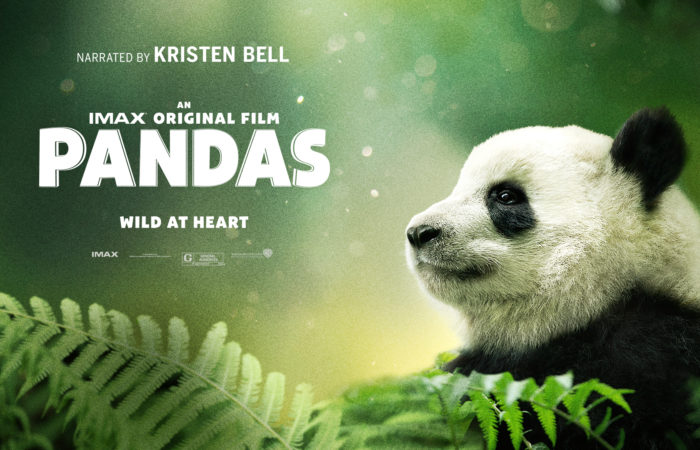 Pandas Movie Ticket Giveaway (Ends 8/15/18)