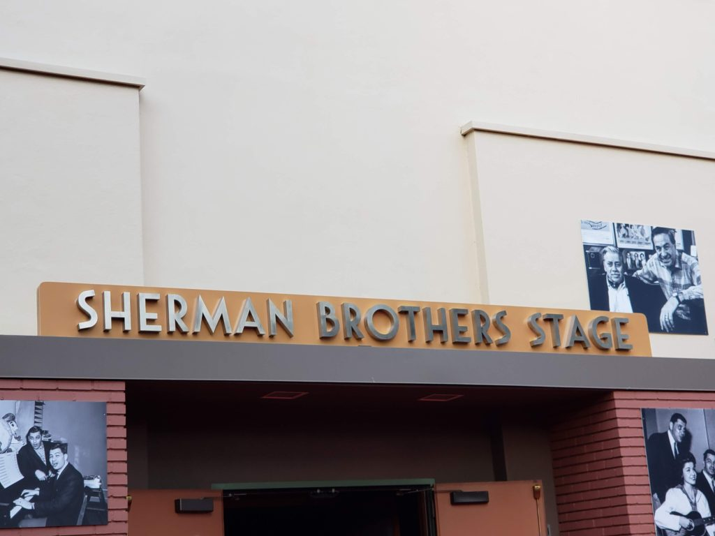 Sherman Brothers Stage