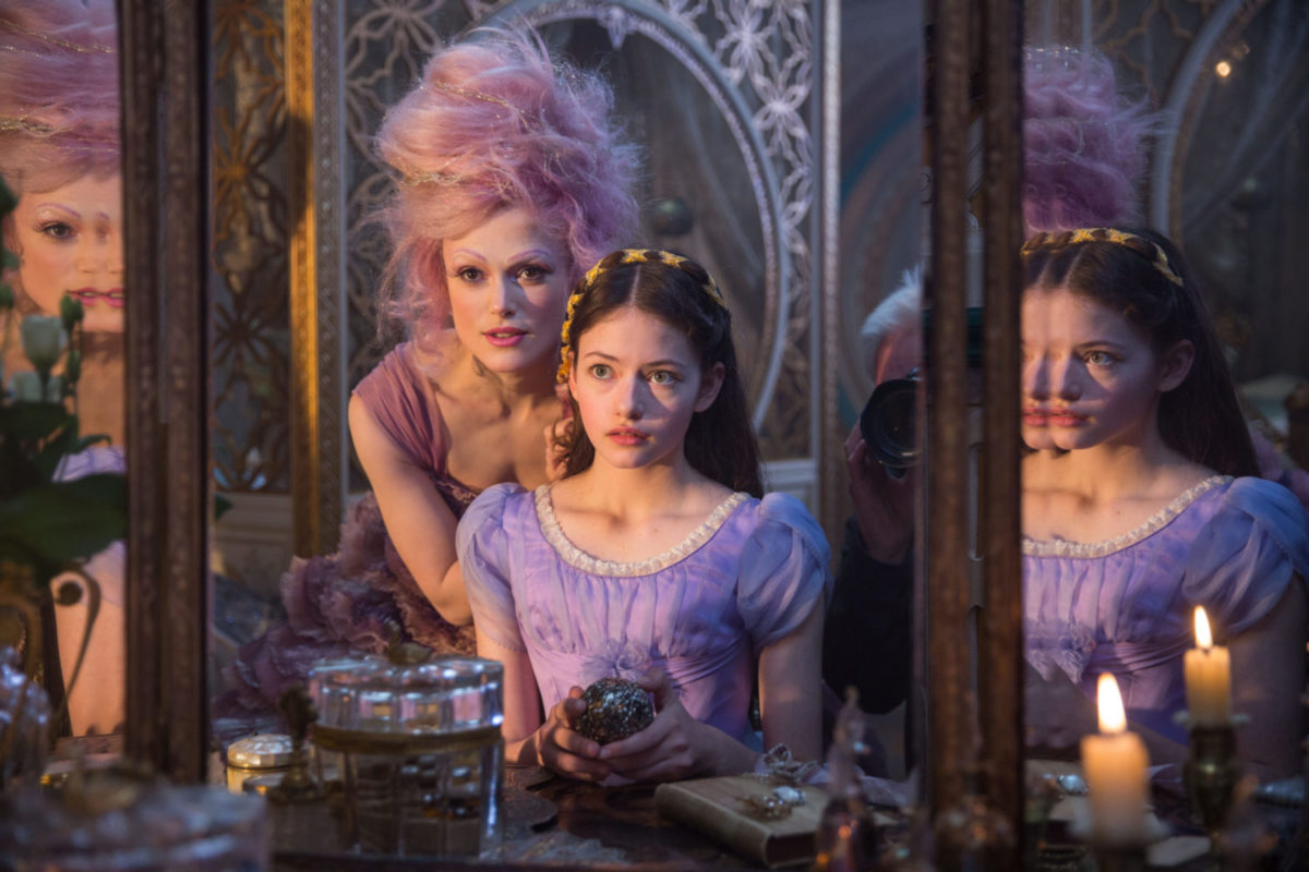Disney S The Nutcracker And The Four Realms The Final