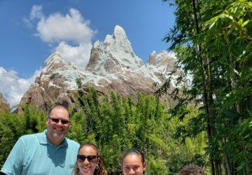 Animal Kingdom Mount Everest