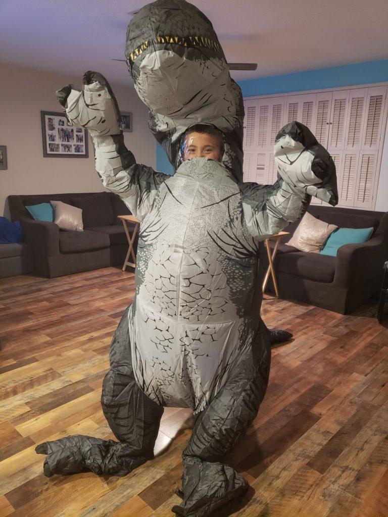 Jurassic World Fallen Kingdom Movie Night