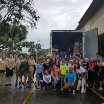 Coming Together to Help The Keys and Immokalee After Hurricane Irma