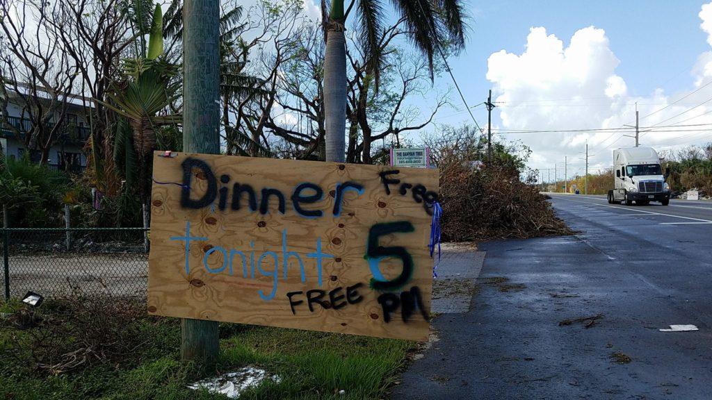 Hurricane Irma Relief 2017
