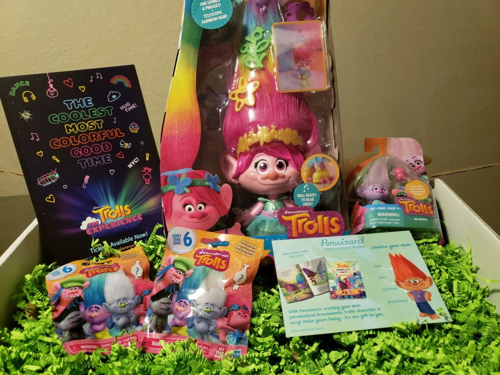 DreamWorks Trolls Products