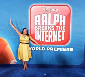Ralph Breaks The Internet Premiere