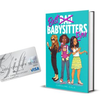 Best Babysitters Ever Giveaway ($50 Visa Gift Card & Book)