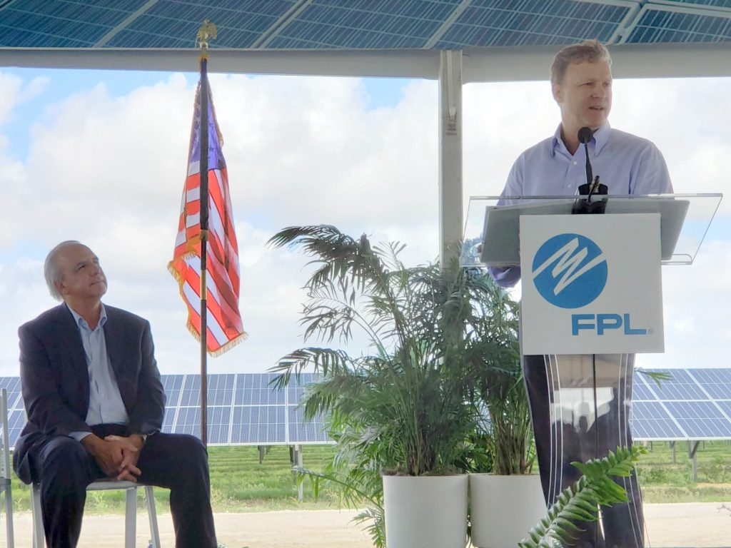 FPL Miami-Dade Solar Energy Center