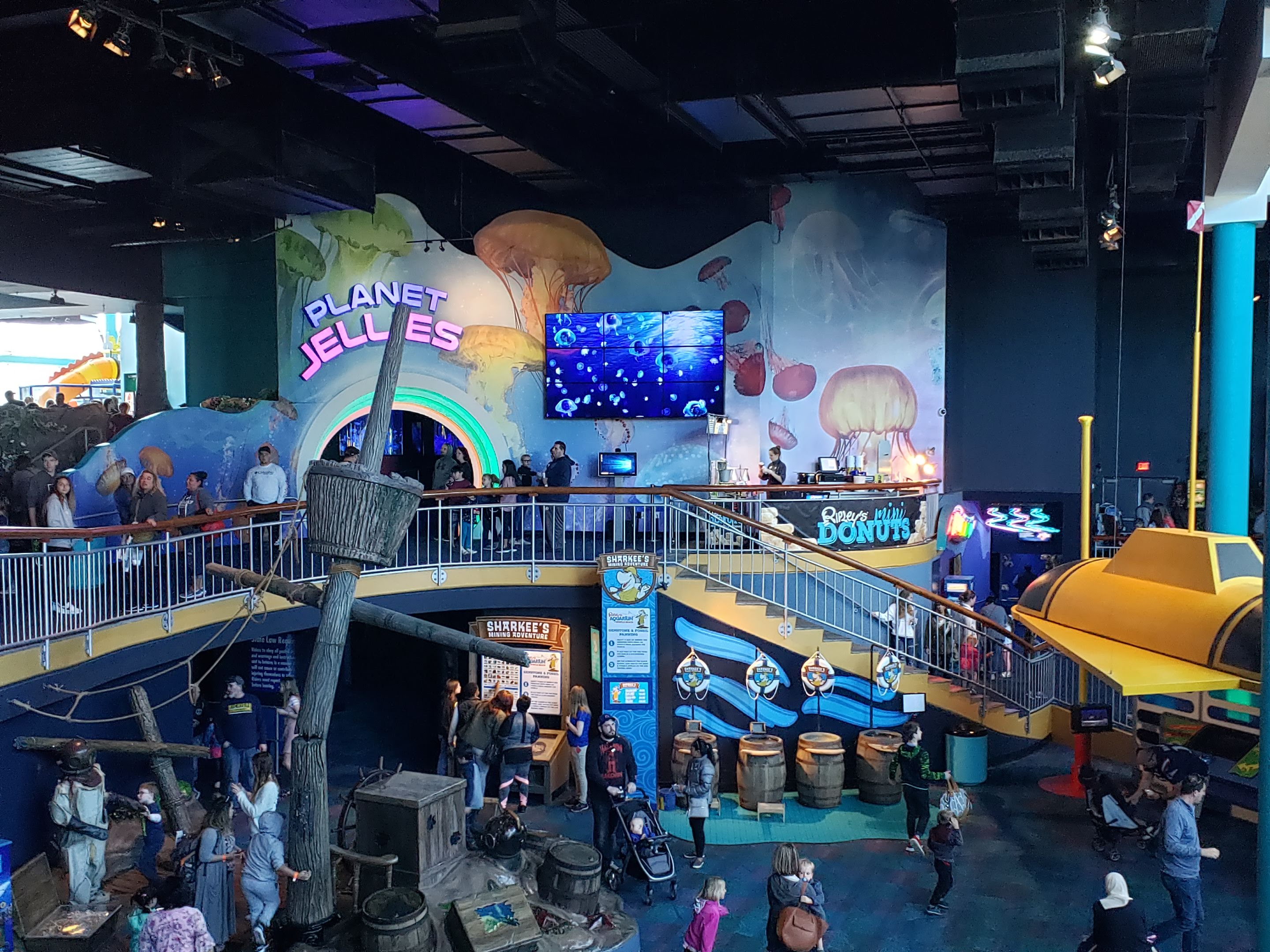 Inside Ripley's Aquarium of Myrtle Beach - Funtastic Life