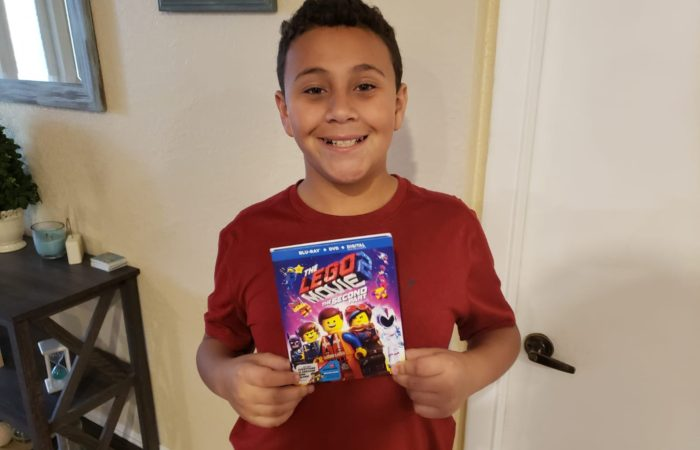 The Lego Movie 2: The Second Part GIVEAWAY
