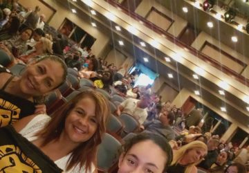 Ladies at the The Lion King Musical
