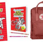The Misadventures of Max Crumbly #3 Prize Pack Giveaway