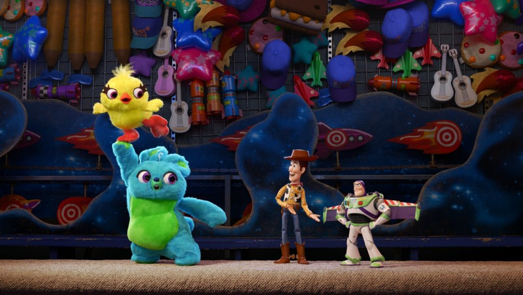 Toy Story 4 Movie Image