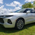 Road Tripping in the 2019 Chevy Blazer