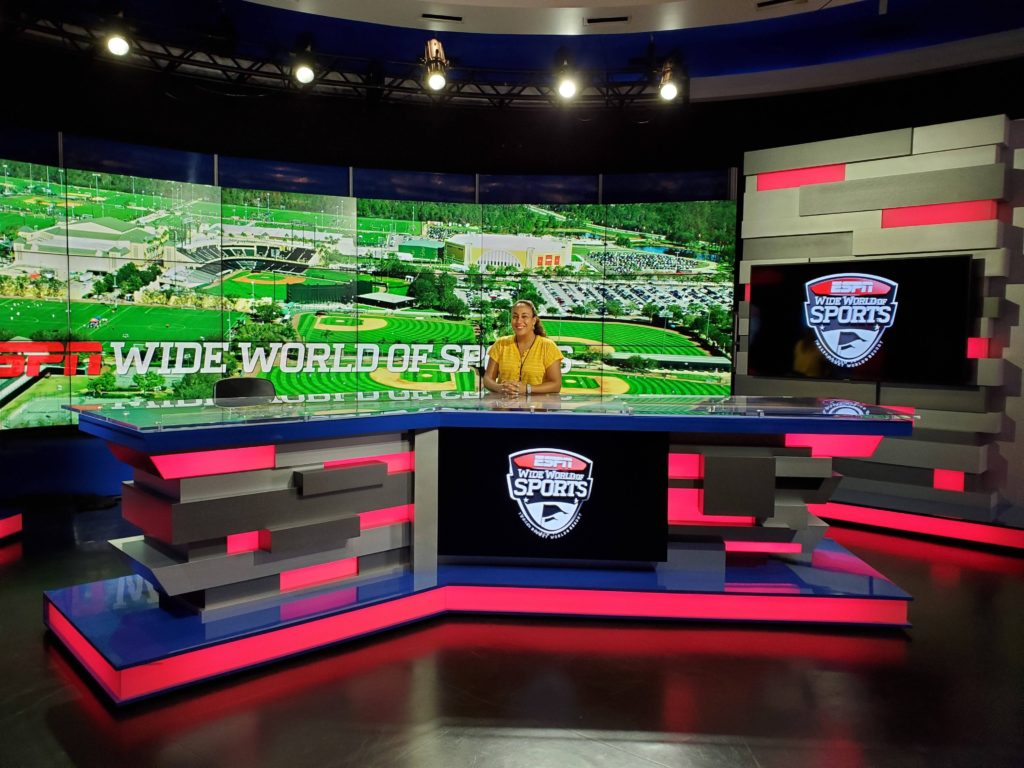 ESPN Sports Broadcasting Desk
