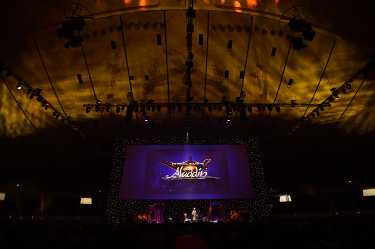 A Musical Celebration of Aladdin at the D23 Expo