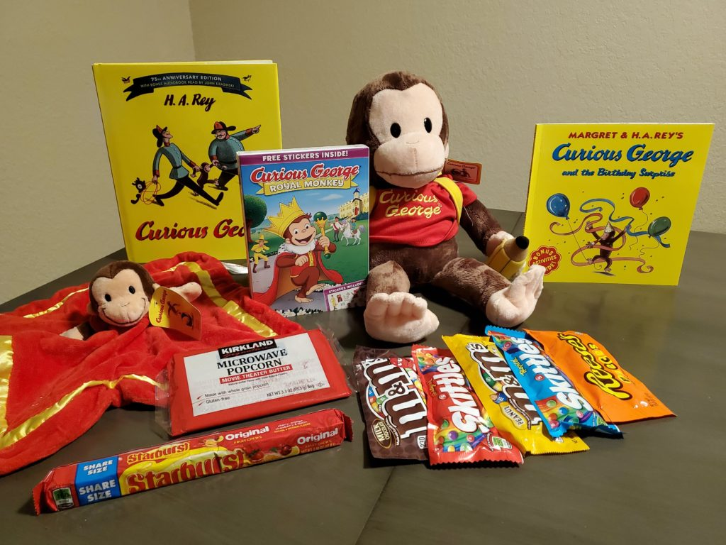 Curious George Products