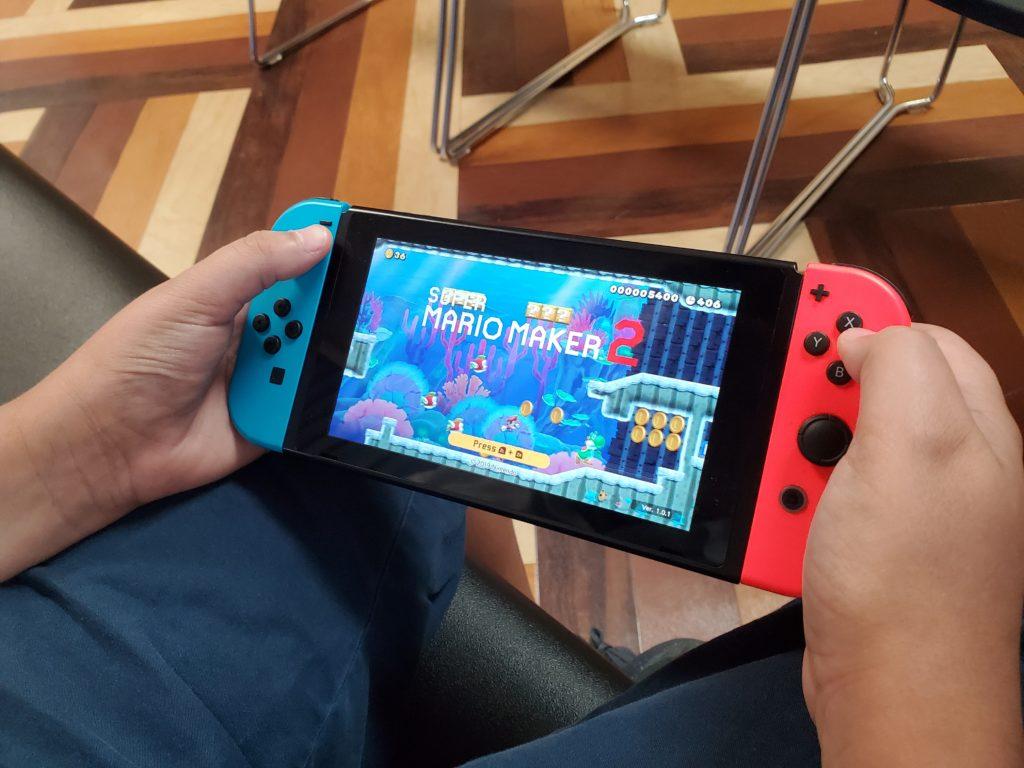 Super Mario Video Game