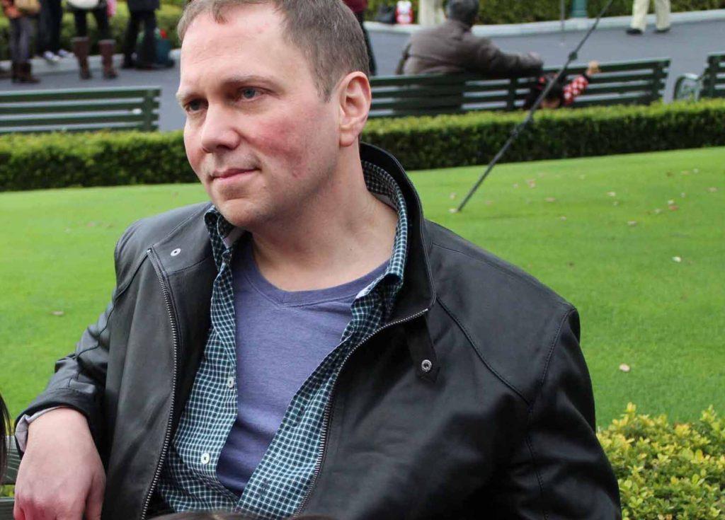 author Dav Pilkey