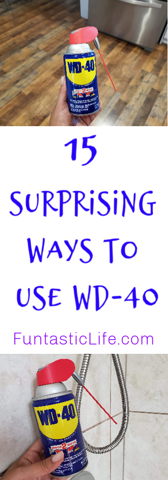 Pinterest Image for WD-40 Post