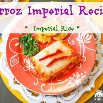Arroz Imperial Recipe (Imperial Rice)