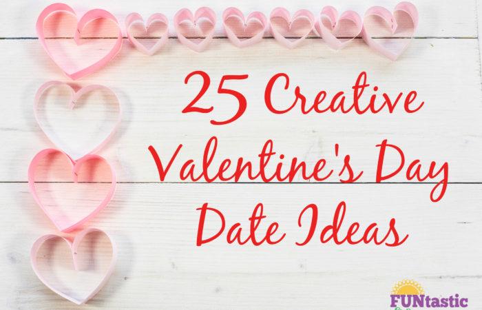 25 Creative Valentine's Day Date Ideas