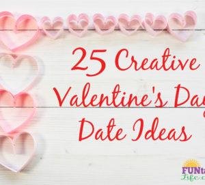 Creative Valentine's Day Dates
