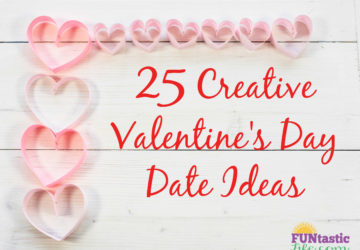 Creative Valentine's Day Dates