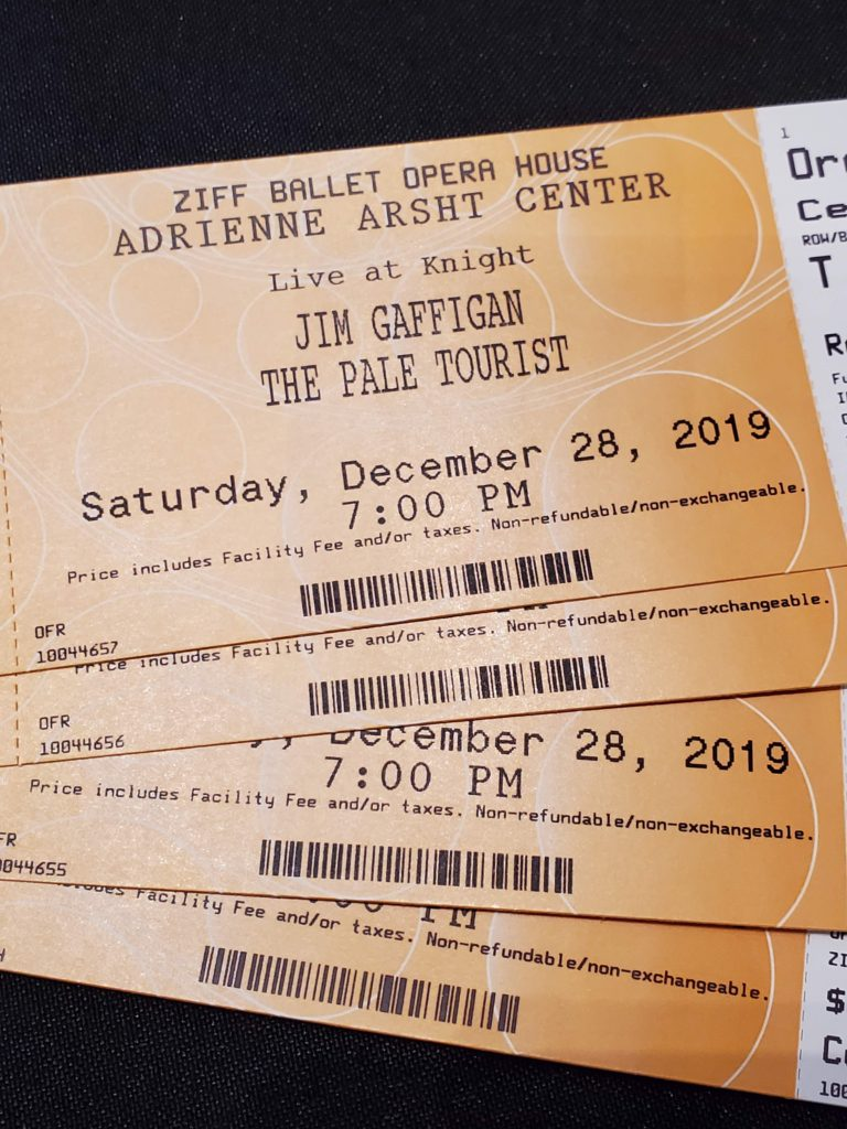 Arsht Center Tickets