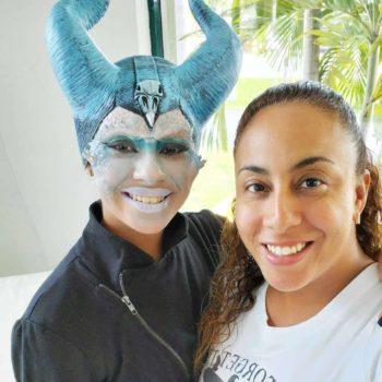 Maleficent Mistress of Evil Inspired Makeover