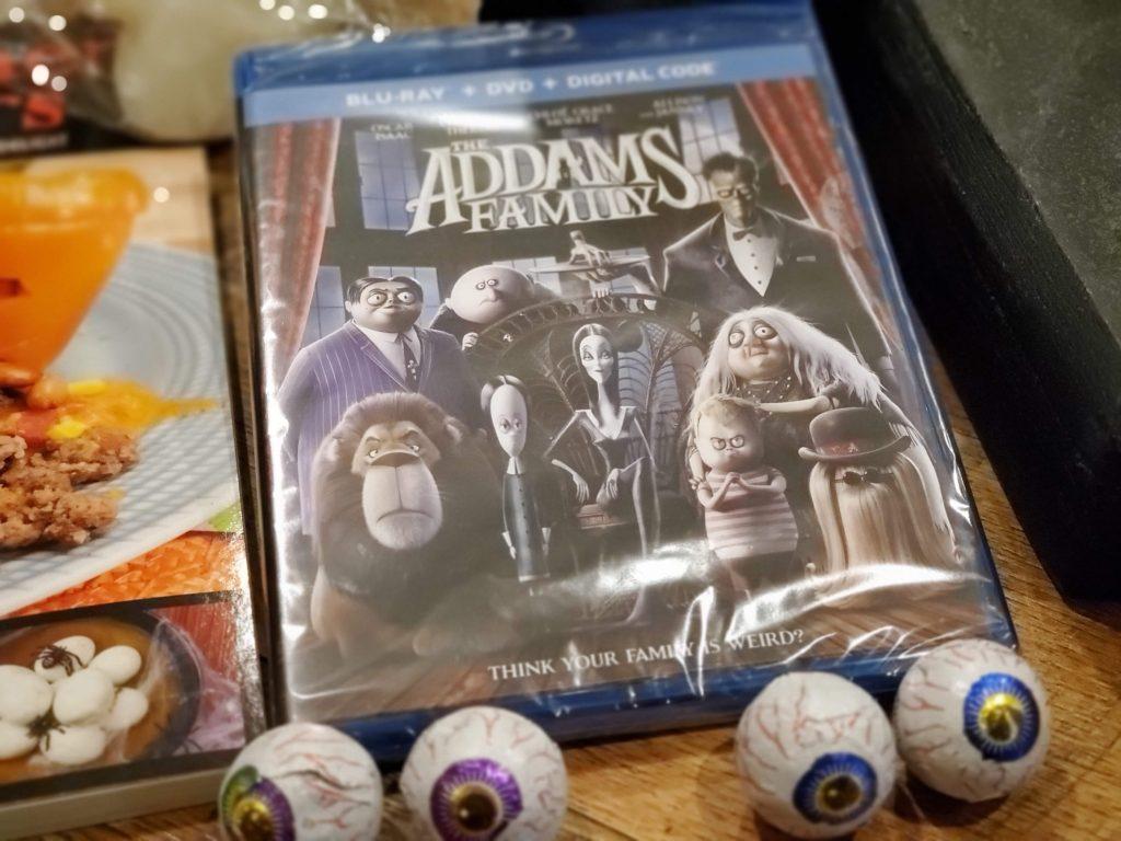 The Addams Family Blu-Ray