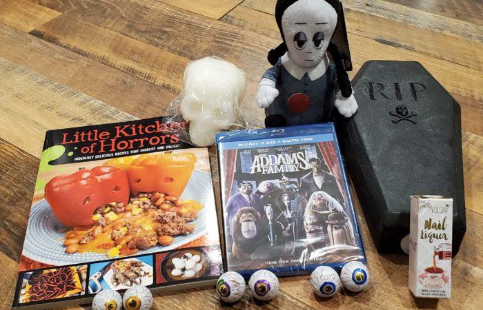 The Addams Family Inspired Fun