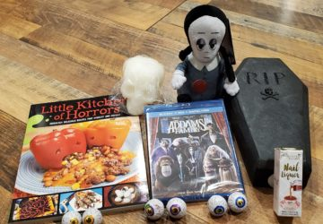 The Addams Family Items