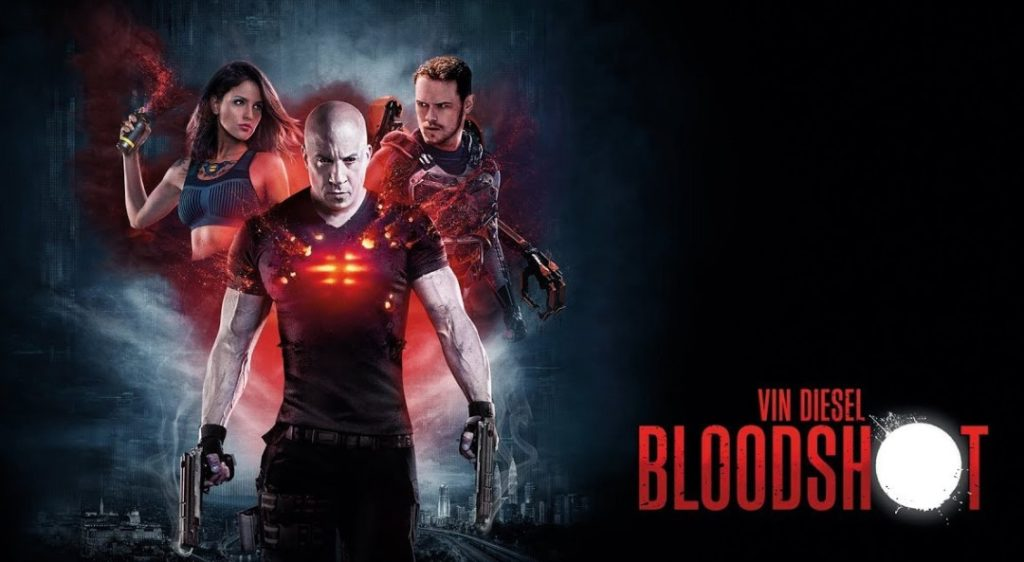 Bloodshot Movie Quotes