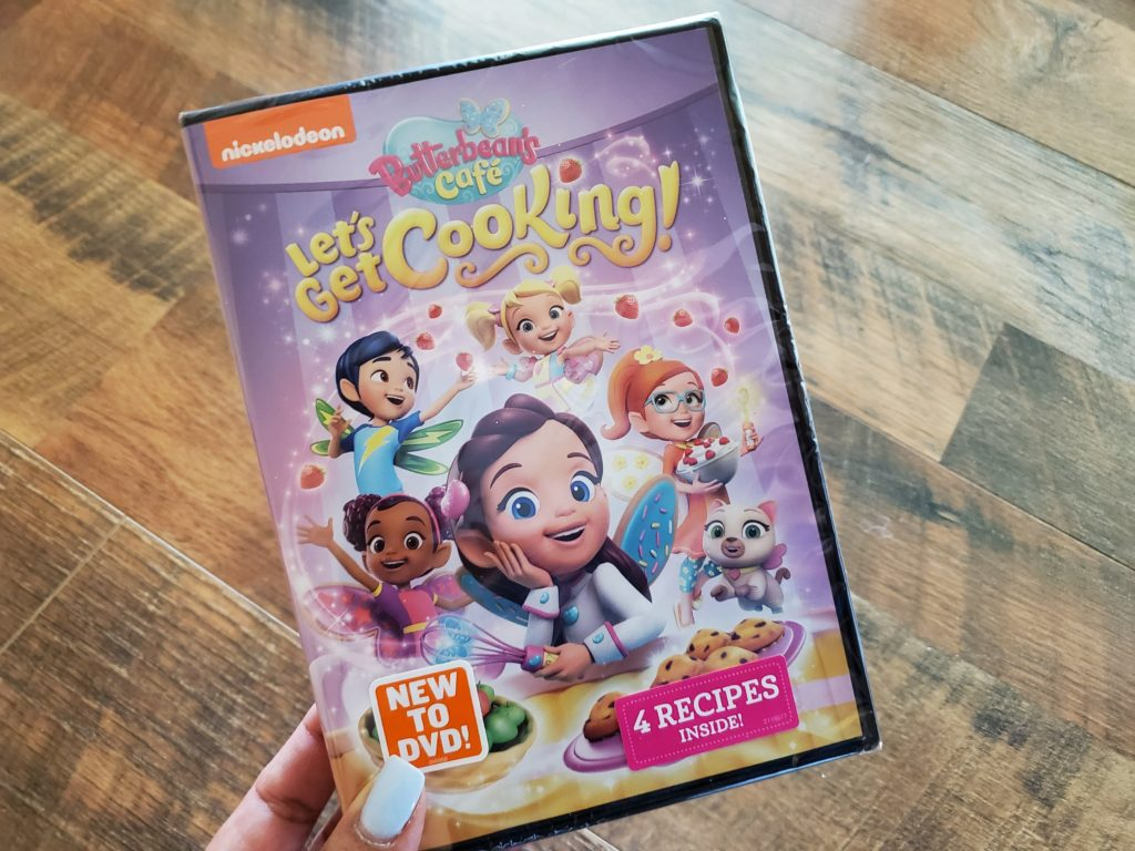 Butterbean's Cafe Let's Get Cooking! DVD