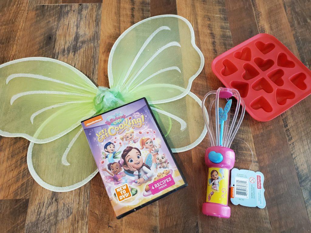 Butterbean's Cafe DVD Inspired Fun