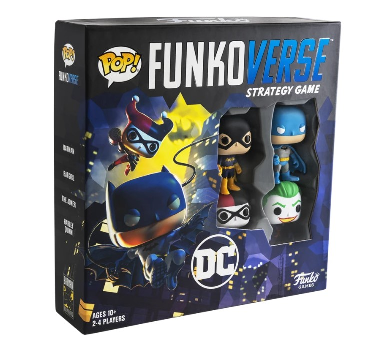 Funkoverse game