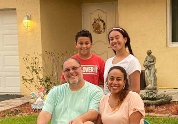 Fernandez Family on Easter