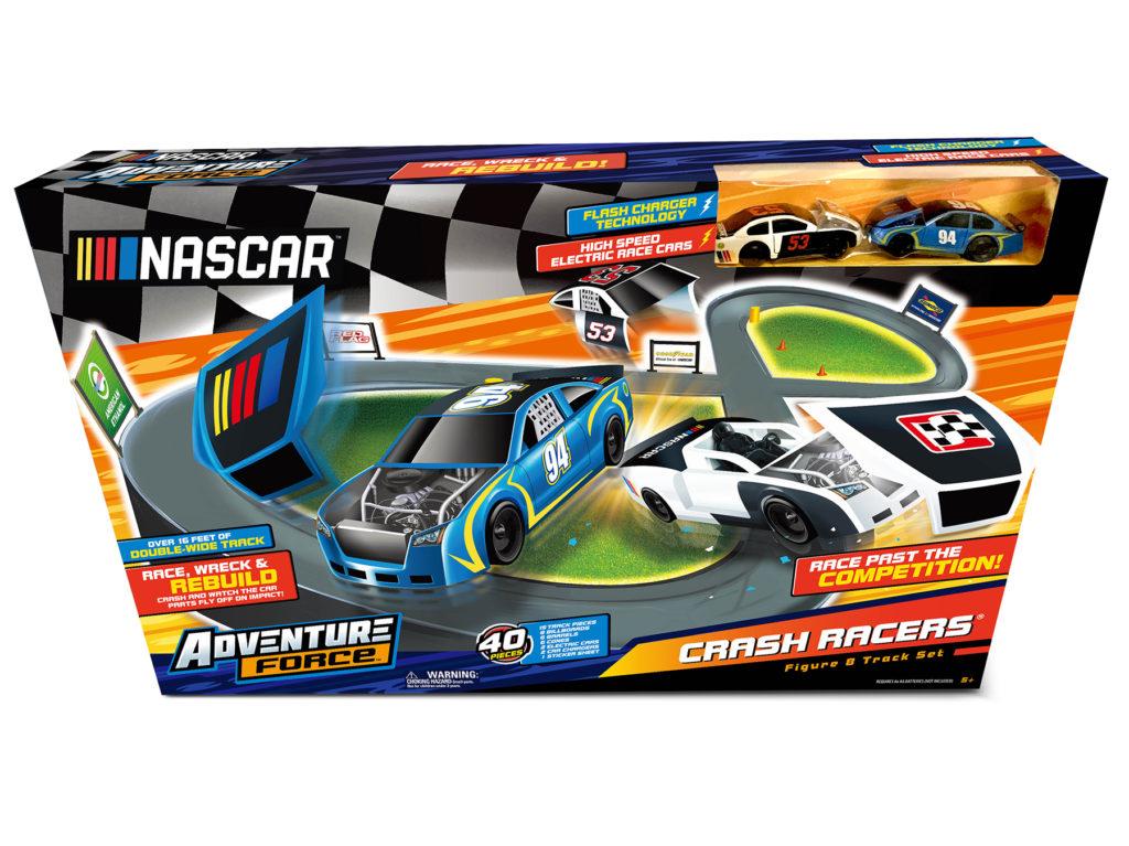 Nascar race track toy