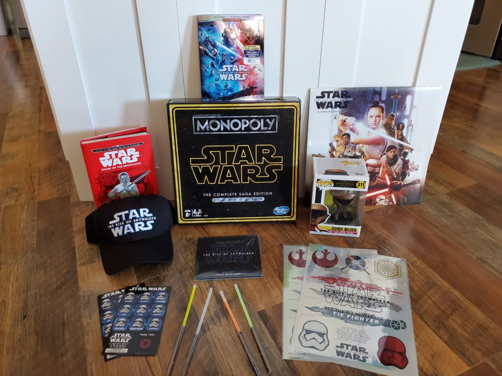 Star Wars Themed Items