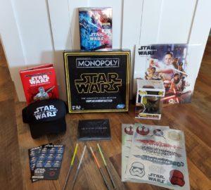 Star Wars Themed Items