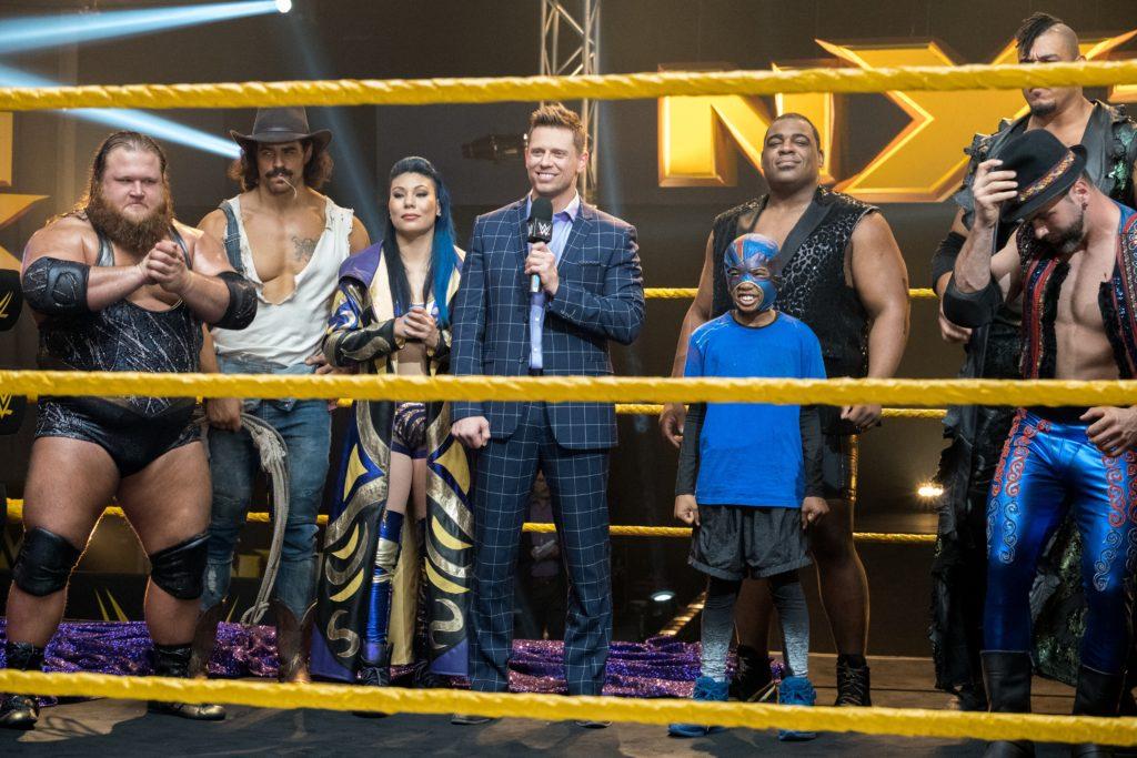 รีวิว The Main Event หนุ่มน้อยเจ้าสังเวียน WWE