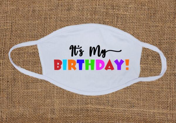 Birthday Mask