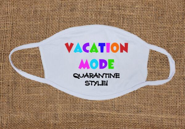Vacation Mask